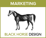 Black Horse Design Marketing (Cheshire Horse)