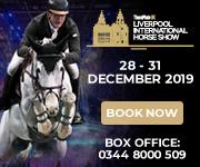 Liverpool International Horse Show 2019 (Cheshire Horse)