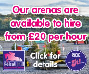 Kelsall Hill Arenas (Cheshire Horse)