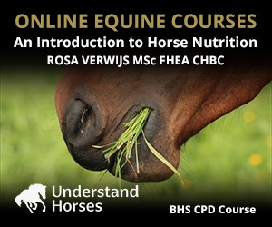 UH - An Introduction To Horse Nutrition (Cheshire Horse)