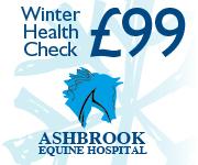Ashbrook Equine Hospital 5e (Cheshire Horse)